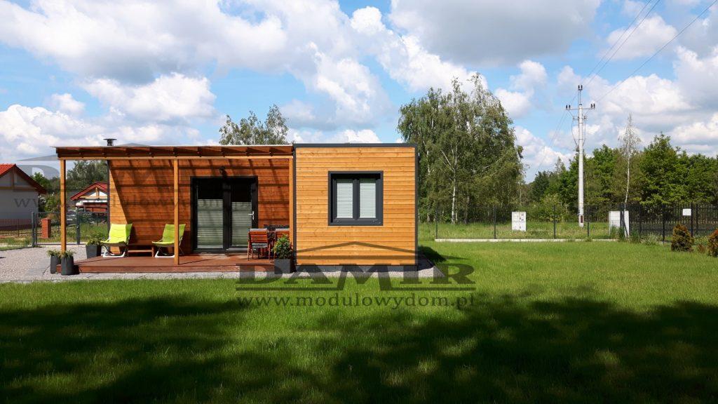 domy drewniane letniskowe całoroczne producent
